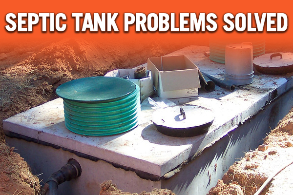 Septic Tank Problems Solved Macon Ga Call Now 478 202 7130